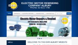 Electric Motor Rewinding Company Albury