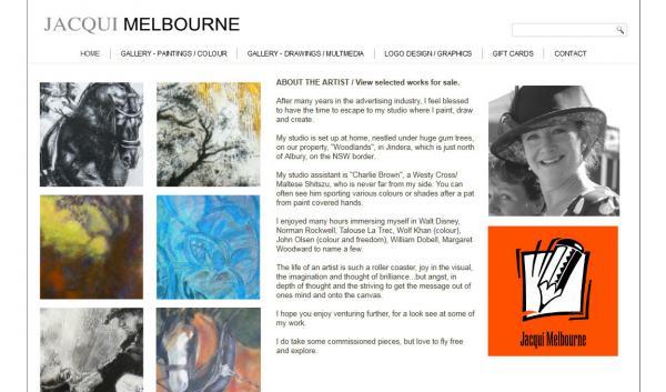 Jacqui Melbourne Design