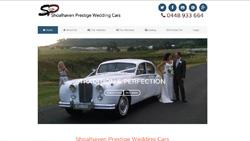 Shoalhaven Prestige Wedding Cars