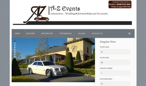 A-Z Events Car Hire