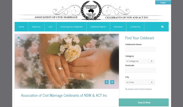 Association of Civil Marriage Celebrants