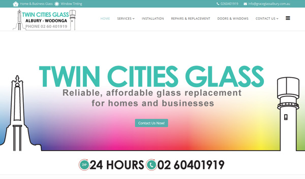 Twin Cities Glass