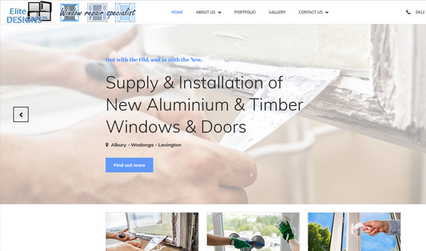Elite Windows and Doors